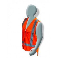ORANGE HI VIS VEST