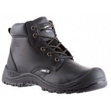 NO8 LACE UP SAFETY BOOTS