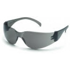 SAFETY GLASSES TINTED - FRAMELESS