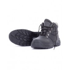 BISON LACE UP SAFETY BOOTS